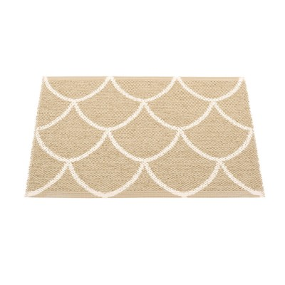 Pappelina Kotte Small Mat 70 x 50 cm - Sand : Vanilla