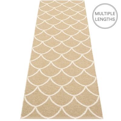 Pappelina Sand : Vanilla Kotte Runner - 70 x 225 cm