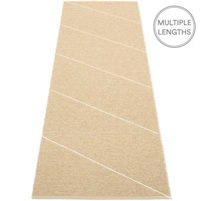 Pappelina Sand : Vanilla Randy Runner - 70 x 225 cm