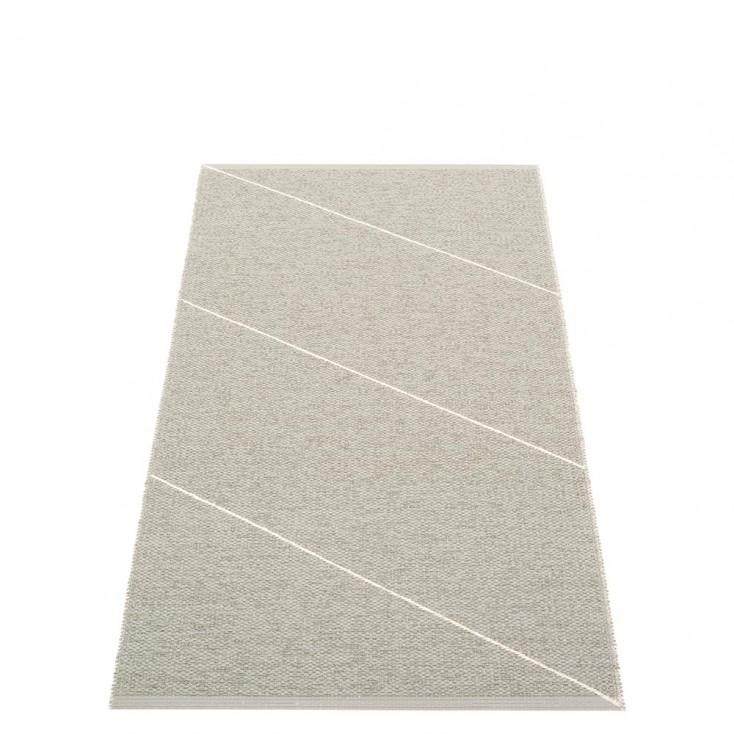 Pappelina Warm Grey : Vanilla Randy Runner - 70 x 135 cm