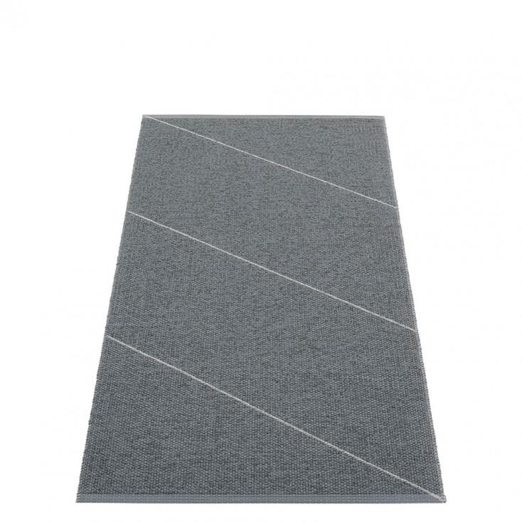 Pappelina Granit : Grey Randy Runner - 70 x 135 cm