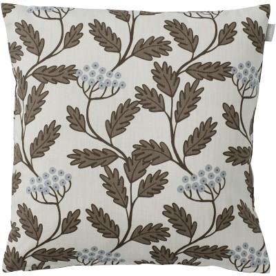 Spira of Sweden Renfana Cushion Cover - Brown