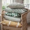 Spira of Sweden Randi Cushion Cover - Green
