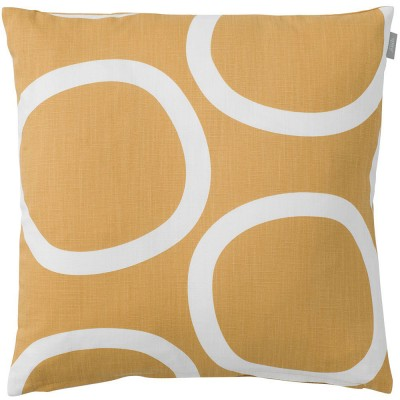 Spira of Sweden Loop Cushion Cover - Honey