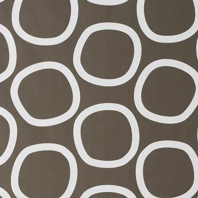 Scandinavian Fabric - Spira Loop Brown