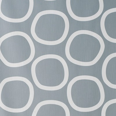 Scandinavian Fabric - Spira Loop Light Smoke Blue