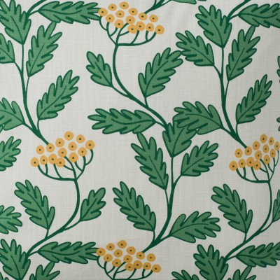 Spira of Sweden Renfana Green Fabric