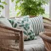 Scandinavian Fabric - Spira Renfana Green