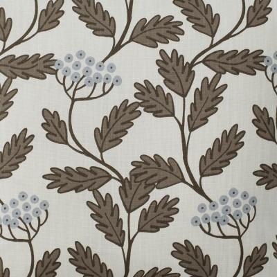 Spira of Sweden Renfana Brown Scandinavian Fabric