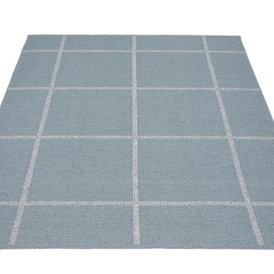 Pappelina Ada Large Rug 180 x 260 cm - Storm