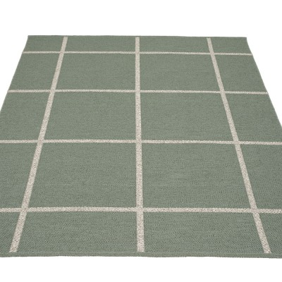 Pappelina Ada Large Rug 180 x 260 cm - Army