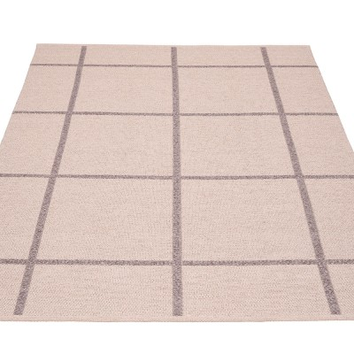 Pappelina Ada Large Rug 180 x 260 cm - Pale Rose