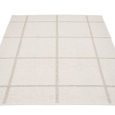 Pappelina Ada Large Rug 180 x 260 cm - Fossil Grey