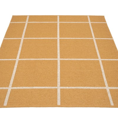 Pappelina Ada Large Rug 180 x 260 cm - Ochre