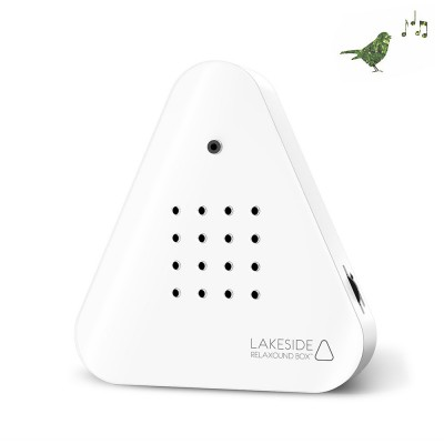 Relaxound Lakesidebox Motion Sensor - White