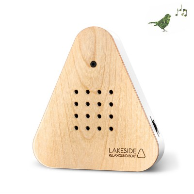 Relaxound Lakesidebox Motion Sensor - Birch