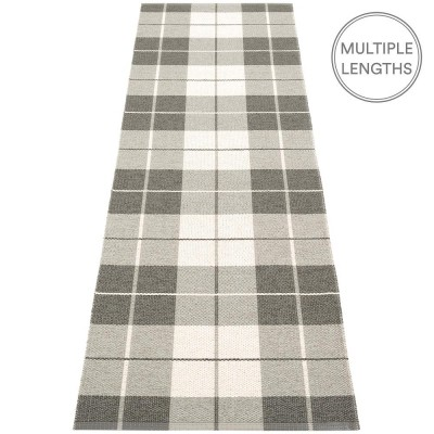 Pappelina Charcoal Ed Runner - 70 x 240 cm