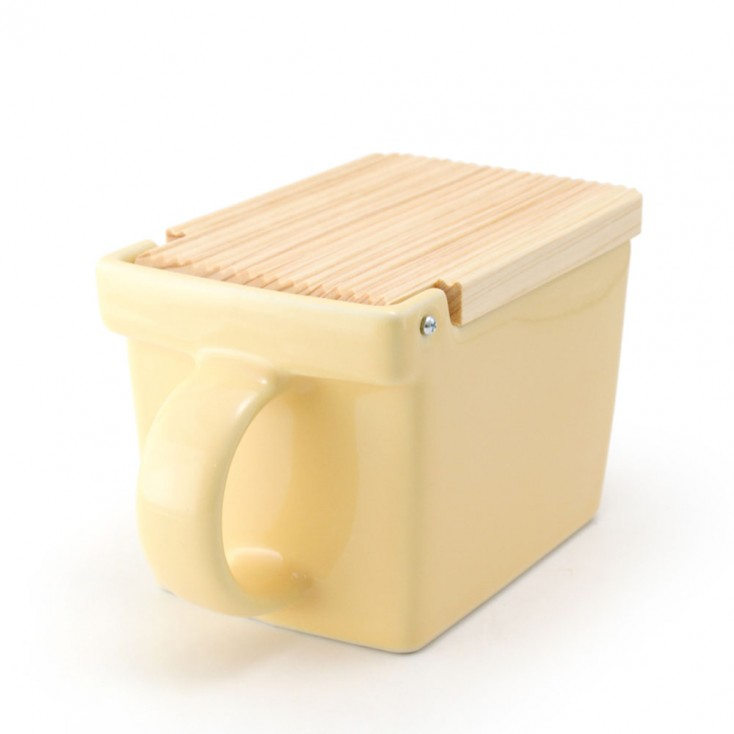 Zero Japan Salt Box - Banana
