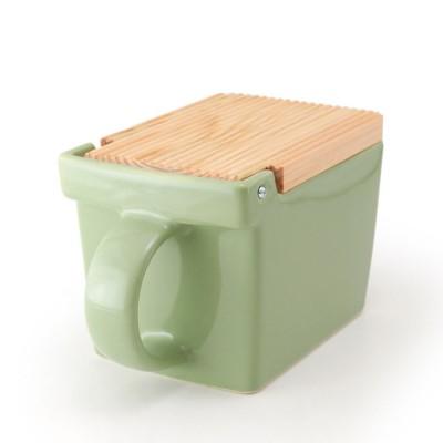 Zero Japan Salt Box - Artichoke