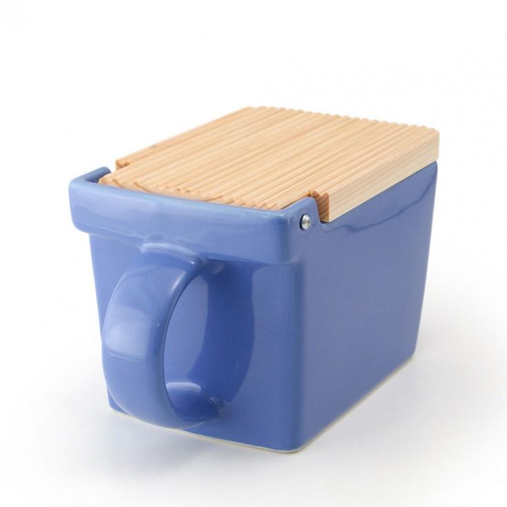 Zero Japan Salt Box - Blueberry
