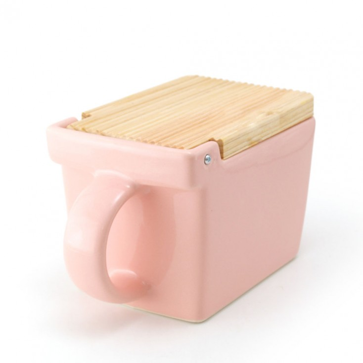 Zero Japan Salt Box - Pink