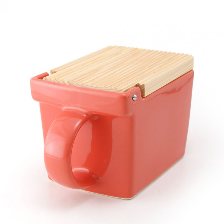 Zero Japan Salt Box - Carrot