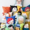Spira of Sweden Face Cushions