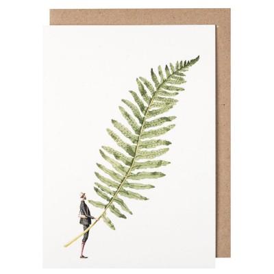Laura Stoddart Fabulous Ferns 6 Greeting Card
