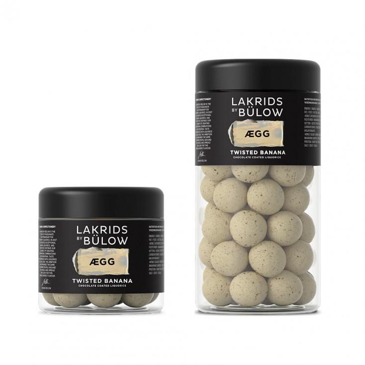 Lakrids By Bülow Chocolate Coated Liquorice Ægg – Twisted Banana