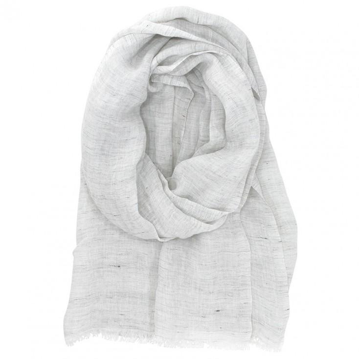 Lapuan Kankurit Lempi Linen Scarf - Melange White