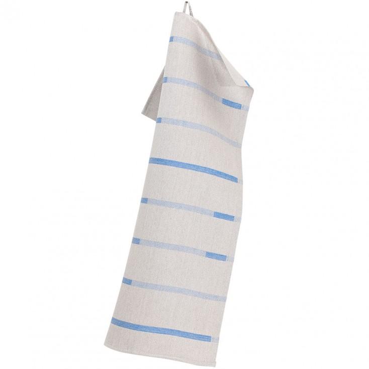Lapuan Kankurit Linnea Tea Towel - Linen | Blue