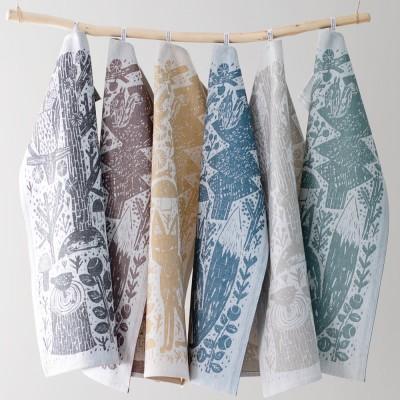 Lapuan Kankurit Metsikkö Tea Towels