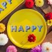 Asta Barrington Happy Round Tray By Jamida