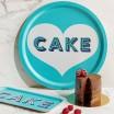 Asta Barrington Cake Slim Tray By Jamida