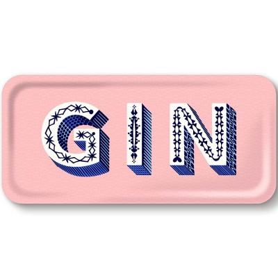 Asta Barrington Gin Slim Tray By Jamida