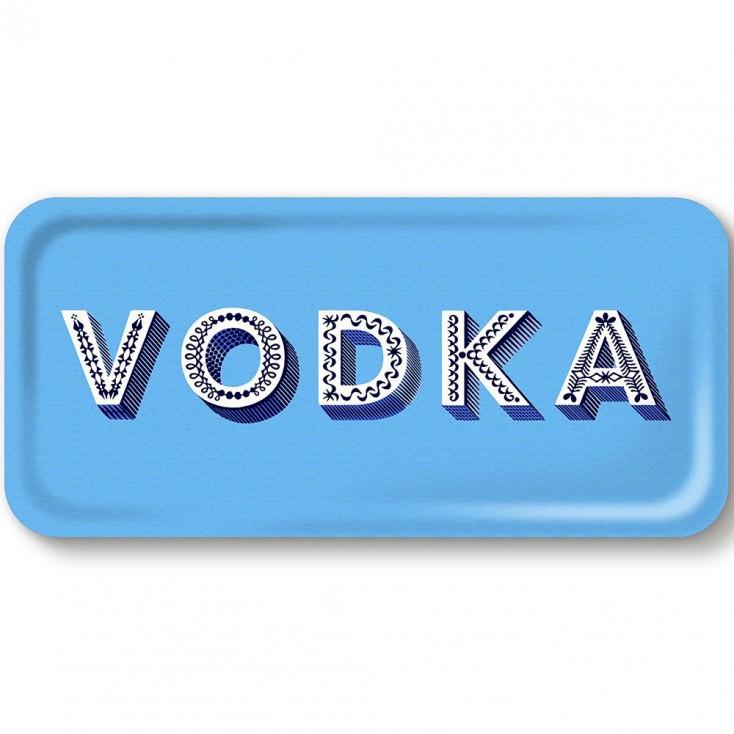 Asta Barrington Vodka Slim Tray By Jamida