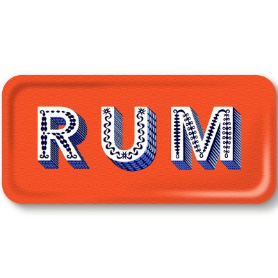 Asta Barrington Rum Slim Tray By Jamida