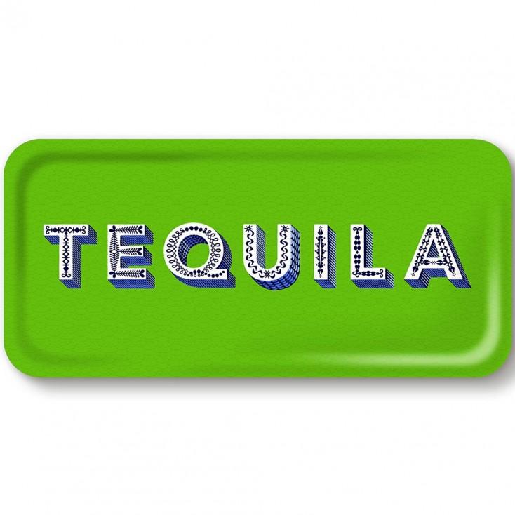 Asta Barrington Tequila Slim Tray By Jamida