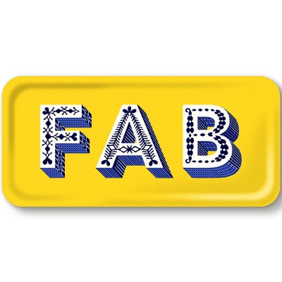 Asta Barrington Fab Slim Tray By Jamida