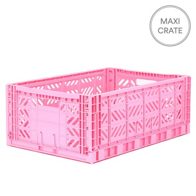 Aykasa Folding Crate Maxi - Baby Blue