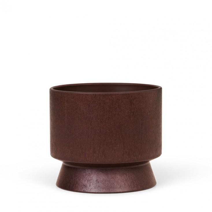Rosendahl Bordeaux Recycled Plant Pot - Ø 12 cm