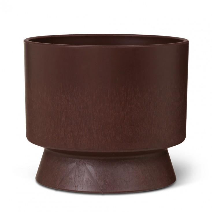 Rosendahl Bordeaux Recycled Plant Pot - Ø 19 cm