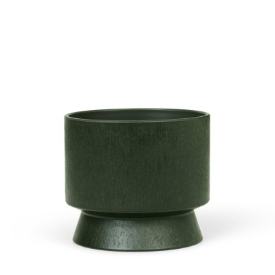 Rosendahl Dark Green Recycled Plant Pot - Ø 12 cm