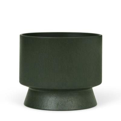 Rosendahl Dark Green Recycled Plant Pot - Ø 15 cm
