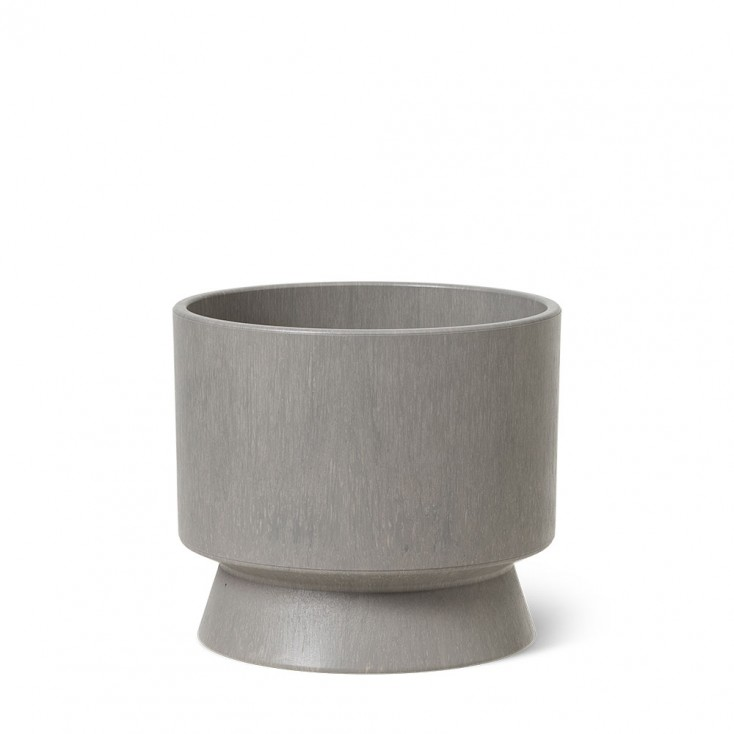 Rosendahl Sand Recycled Plant Pot - Ø 12 cm