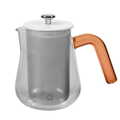Carl Henkel Arca X-Tract Coffee Brewer - Amber 0.8 L