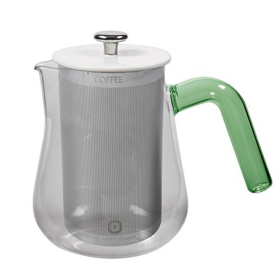 Carl Henkel Arca X-Tract Coffee Brewer - Green 0.8 L