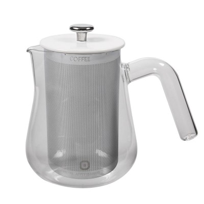 Carl Henkel Arca X-Tract Coffee Brewer - Clear 0.8 L