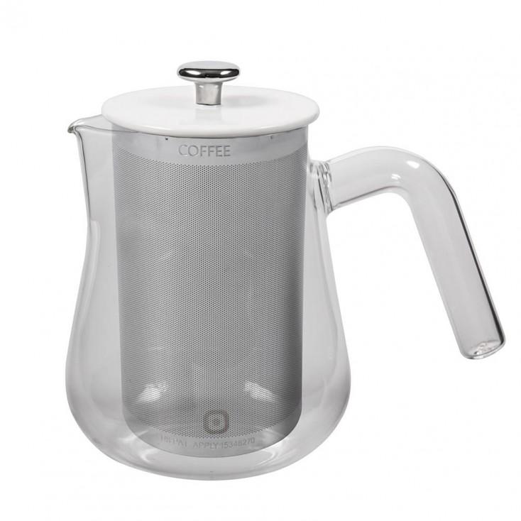 Carl Henkel Arca X-Tract Coffee Brewer - Clear 0.8 L