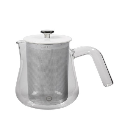 Carl Henkel Arca X-Tract Coffee Brewer - Clear 0.5 L